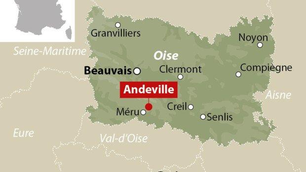 Incendie d'une maison dans l'Oise : une famille périt - lci.tf1.fr