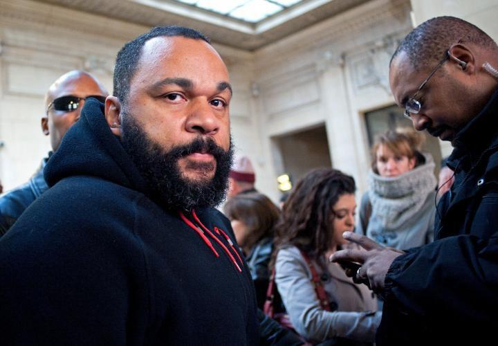 Dieudonné: une nouvelle amende de 6.000 euros pour appel illicite aux dons - francesoir.fr