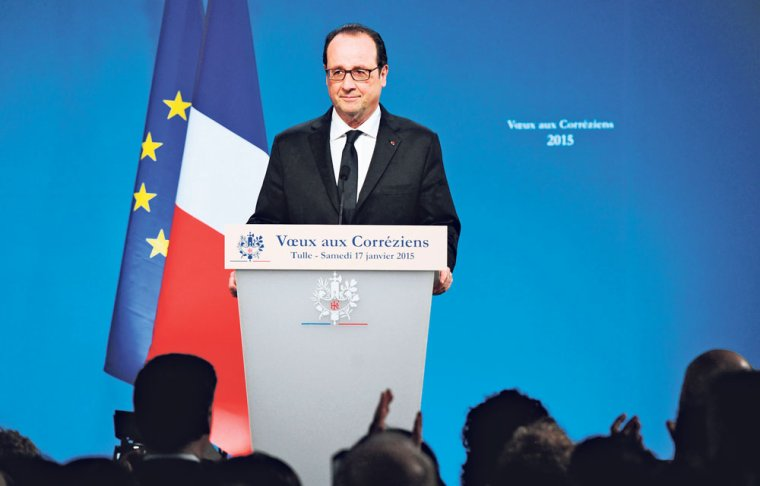 "François Hollande : ""Un seul peuple, une seule France - lejdd.fr"