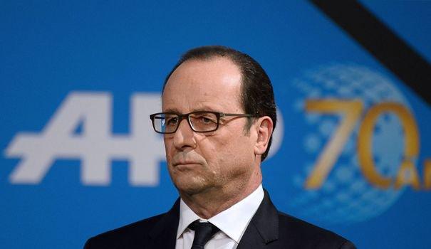 """Hollande sur les manifs anti-Charlie: """"Nous n'insultons personne"""" - lexpress.fr"""