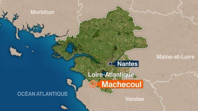 Machecoul : un jeune homme armé fait irruption dans une classe - france3-regions.francetvinfo.fr