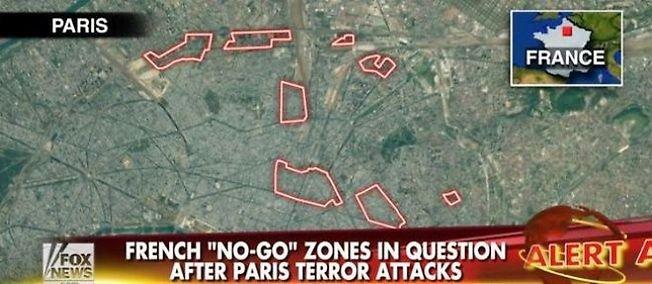 Paris va porter plainte contre la chaîne américaine Fox News - lepoint.fr