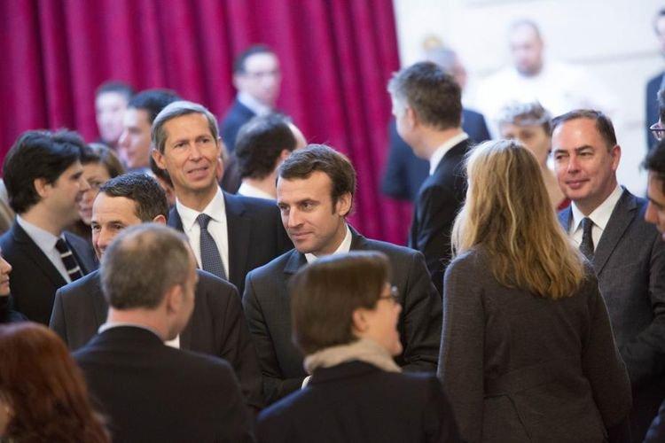 Le PS face aux douze travaux de Macron - liberation.fr