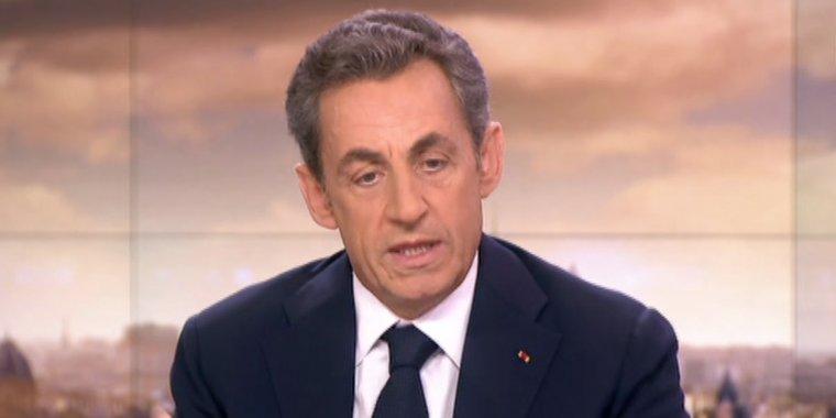 """""""Apartheid"""" : Sarkozy """"consterné"""" par les propos de Valls - europe1.fr"""