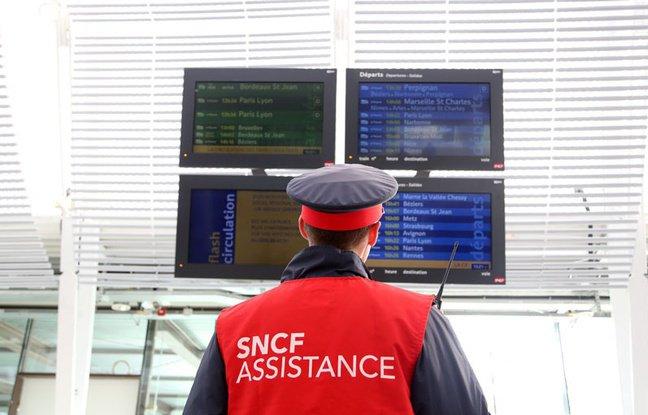 Apologie du terrorisme: Six mois ferme pour avoir menacé des agents SNCF - 20minutes.fr