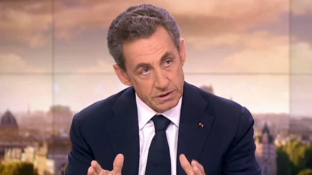 Sarkozy propose de rétablir les heures supplémentaires dans la police - franceinfo.fr