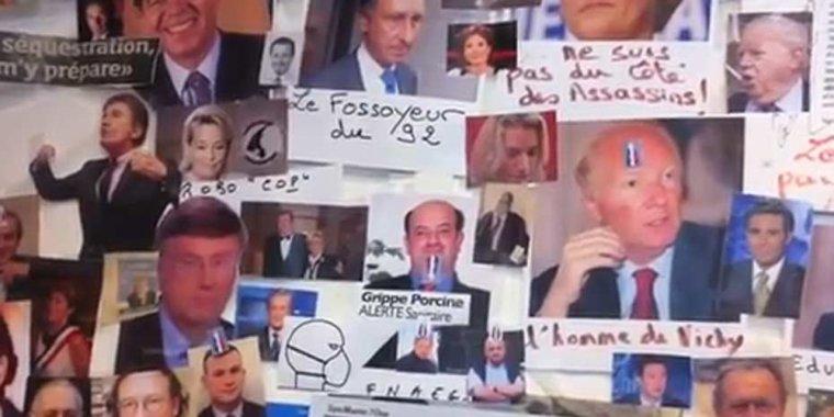 """""""Mur des cons"""" : non-lieu requis pour la présidente du SM - europe1.fr"""