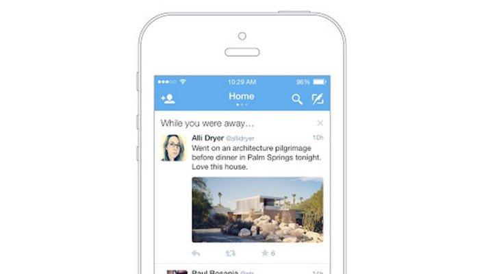 """""""Pendant votre absence"""", Twitter vous montre ce que vous avez manqué - hightech.bfmtv.com"""