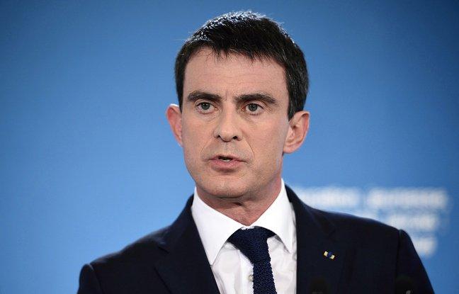 Valls à des lycéens: «Votre génération doit s'habituer à vivre avec ce danger», le terrorisme - 20minutes.fr