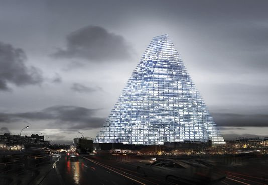 La mairie de Paris invite les promoteurs de la tour Triangle à amender leur projet - lemonde.fr