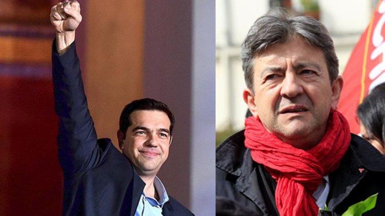 Victoire de Syriza: quand Mélenchon se prend pour Tsipras - lefigaro.fr