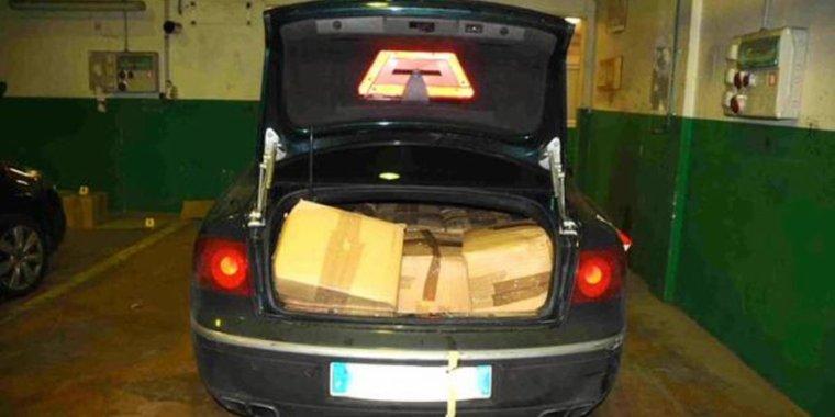 1,2 tonne de résine de cannabis saisie à Toulouse - metronews.fr