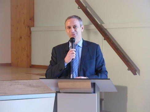 Indre-et-Loire. Laurent Baumel, un frondeur sacré député de l'année 2014 - lanouvellerepublique.fr