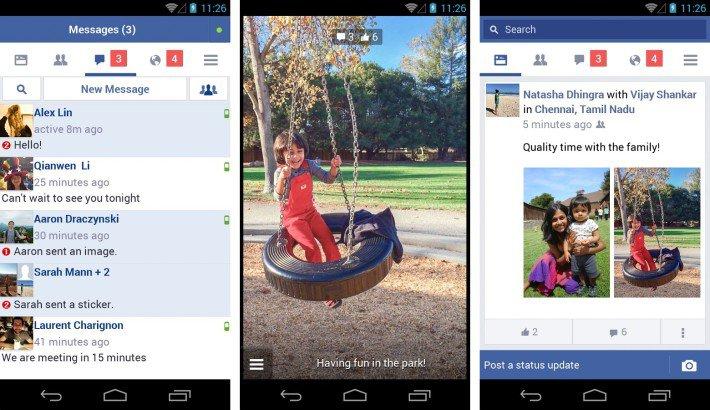Facebook : Light, une application dédiée pour les Smartphones Android bas de gamme se dévoile - infos-mobiles.com