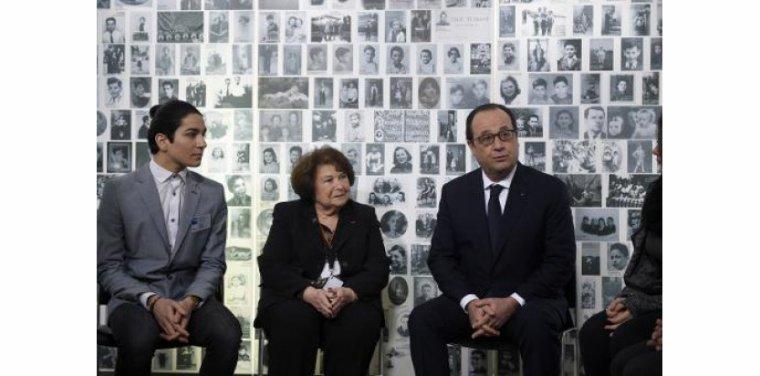 Hommage de Hollande aux victimes de la Shoah à Paris, avant Auschwitz - tempsreel.nouvelobs.com