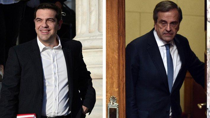 Grèce: l'ex-Premier ministre emporte avec lui le code du wifi - bfmtv.com