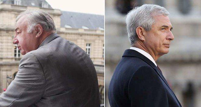 """Bartolone demande à Larcher de ne """"pas perdre son sang-froid"""" - lesechos.fr"""