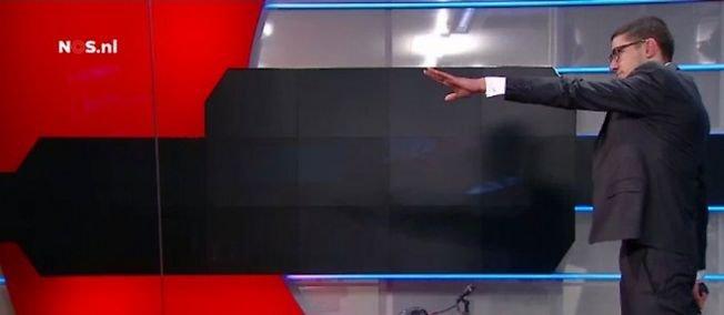 Pays-Bas : un homme armé interrompt le journal télévisé - lepoint.fr