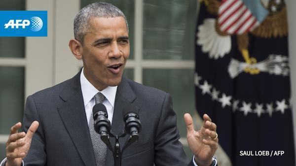 Pour Obama et pour l'Amérique, une semaine qui fera date - AFP