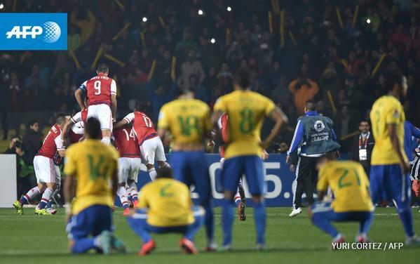 Nouveau camouflet pour le Brésil - AFP