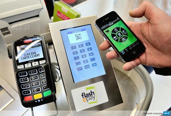 Le paiement par téléphone mobile peine à convaincre - AFP