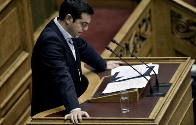 Grèce: Tsipras confirme la fermeture temporaire des banques et un contrôle des capitaux - AFP