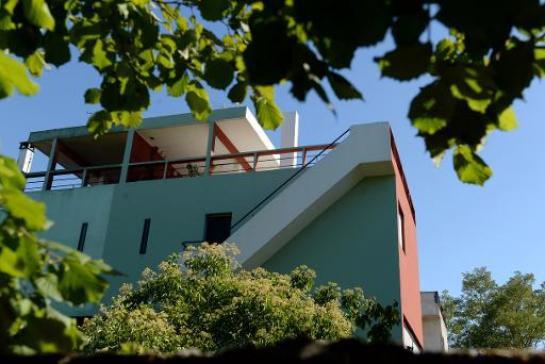 La Cité Frugès à Pessac: le lotissement avant-gardiste de Le Corbusier - AFP