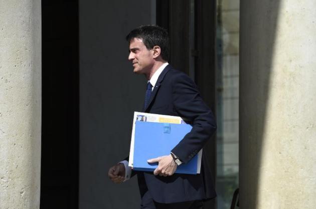 2017: Valls de loin préféré comme champion du PS (sondage BVA) - AFP