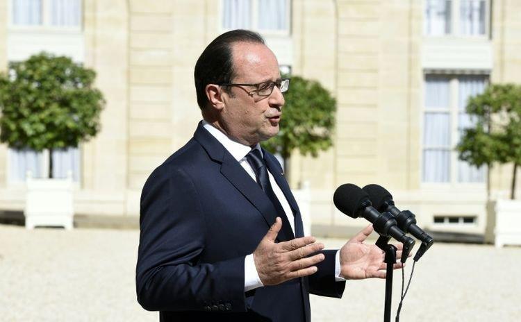 Crise grecque: Paris tente de se poser en médiateur - AFP