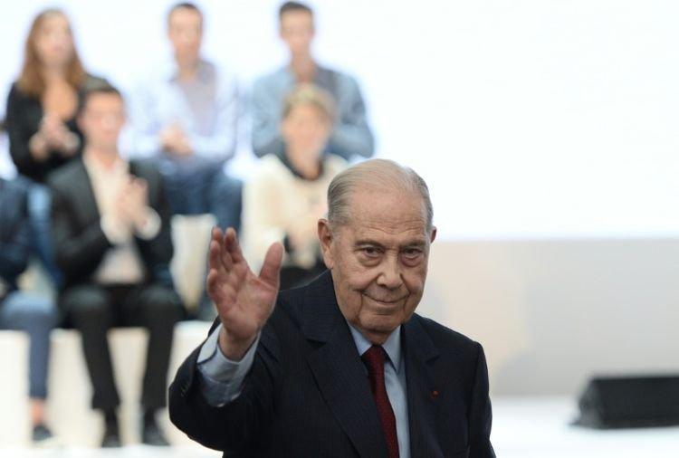 Mort de Charles Pasqua, gaulliste et ancien premier flic de France - AFP