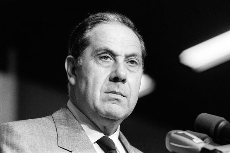 Charles Pasqua, ex-premier flic de France à la réputation sulfureuse - AFP