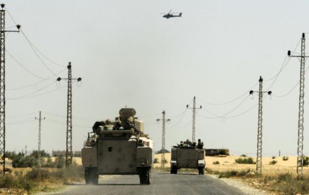 Egypte: attaques de l'EI contre l'armée dans le Sinaï, des dizaines de morts - AFP