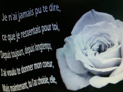 Dans chaque larme s'attarde l'espoir. ♥