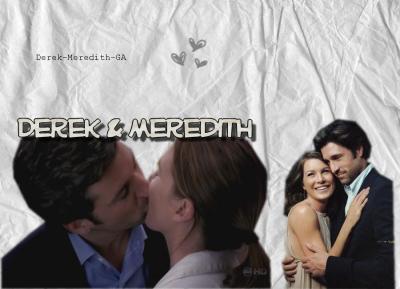 Derek & Meredith ♥