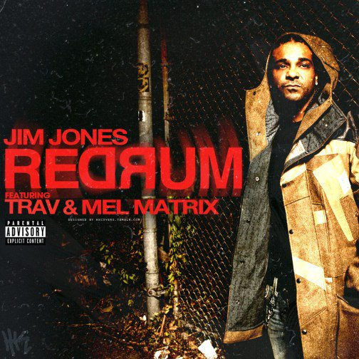 JIM JONES - Red Rum