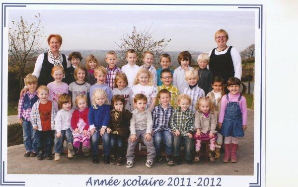 la classe de mais enfants