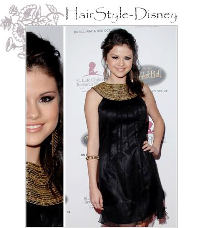 H A I R S T Y L E - D I S N E Y Article XV : Selena Gomez