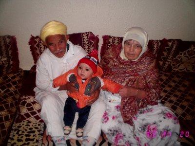 adoulti avec mes grand parent
