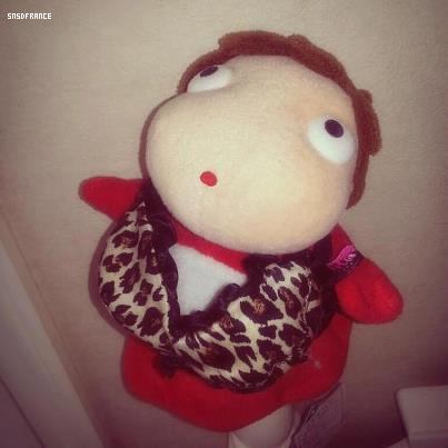 Taeyeon a posté une nouvelle photo sur son compte ~