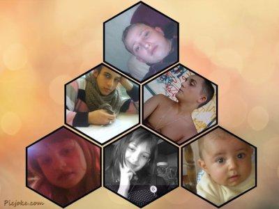 Mes frères et soeurs