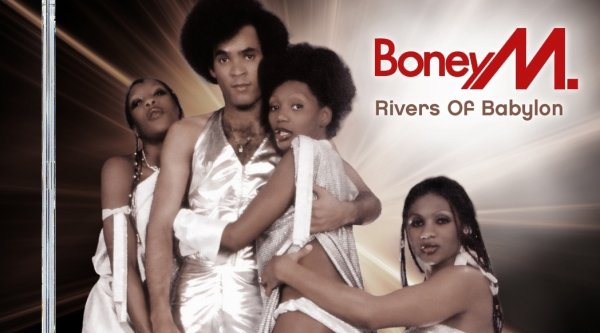 Boney M compilation 1976-1985