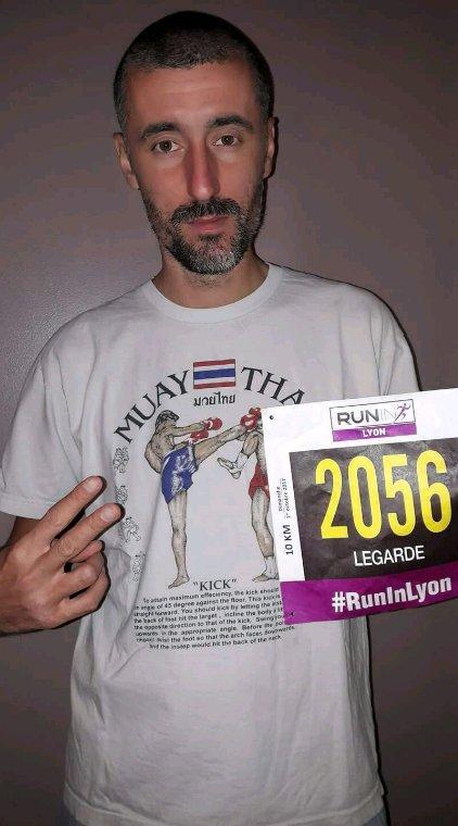 Résultat 10 km de Lyon
