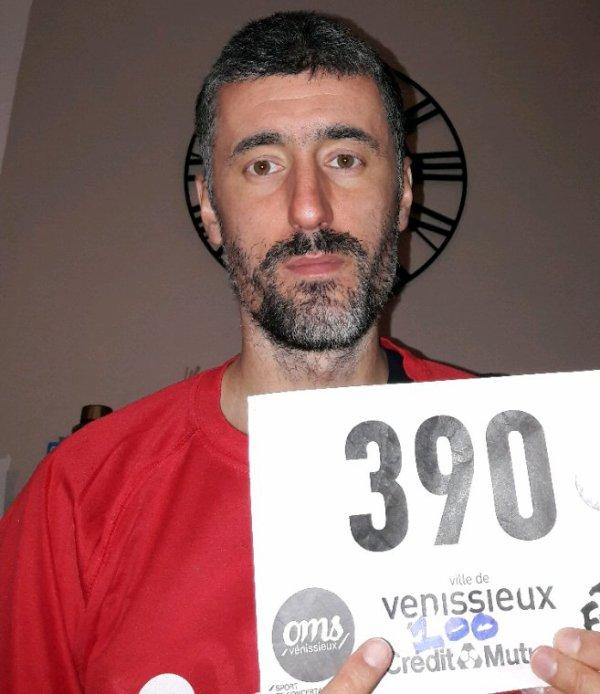 Résultat du 10 km de Venissieux