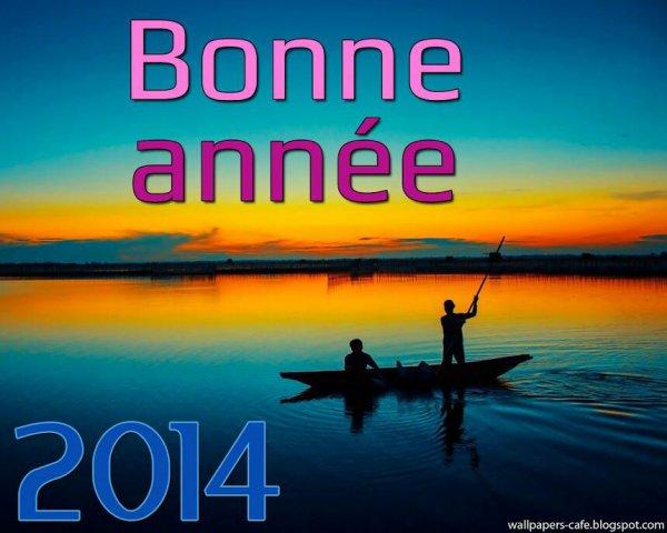 Bonne Année 2014 :-) !!!!