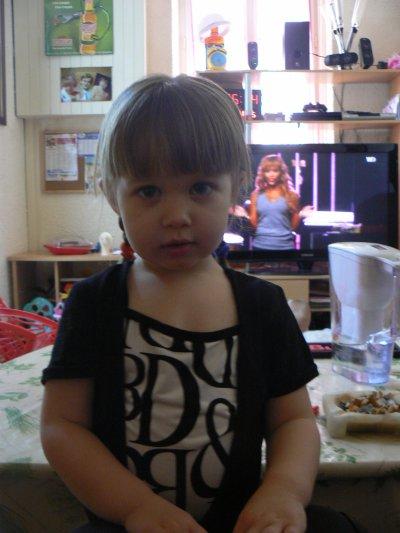 ma fille qui va avoir 3ans dans 3mois