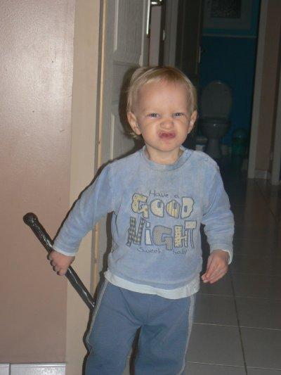 mon fils lucas 21 mois