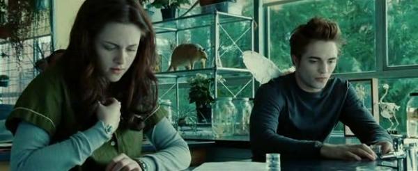 Twilight 1 : La première rencontre de Bella & Edward