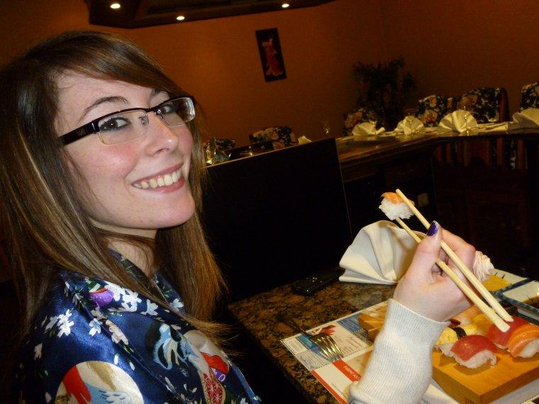 Avril 2012 - Restaurant Japonais! :D