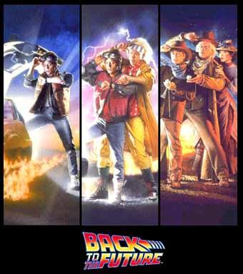 Retour vers le futur - La trilogie