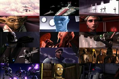 Star Wars est de retour !!!